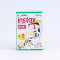 [globalbuy] New Fujifilm Instax Mini Twin Film ( 20 sheets ) Plain Edge Instant Photo for /1343134