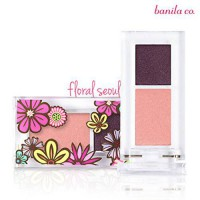 [macyskorea] Banila co. [banila co] Floral Seoul Harmony Two Eyes Shadow 4.4g (2 Mellow P/10885919