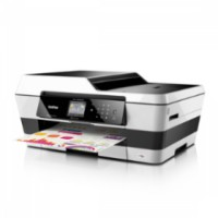 Brother Printer Inkjet Multifungsi MFC-J3520 - Putih