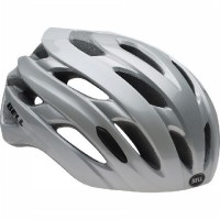 Bell Event Helmet - White/Silver Road Block Size L