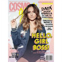 [SCOOP Digital] COSMO girl! Indonesia / MAR 2017