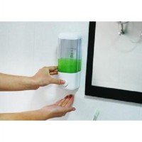 Dispenser sabun manual hand soap tempat cair cuci tangan mandi Toilet