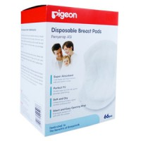 PIGEON BREAST PADS ISI 66 PCS - BEST BUY