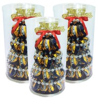 [PAKET 3 CHOCLAIRS] Cadbury Choclairs Christmas Tree Edition Merry Christmas