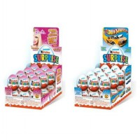 [PAKET 2 Kinderjoy] PROMO Paket Christmas Kinder Joy Boys & Girls berisi 12 butir