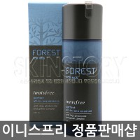 Perfect all-in-one Essence Innisfree Forest MEN 100ml [latest manufacturing / same day shipping