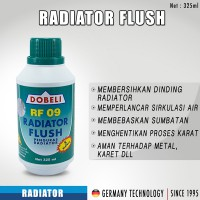 Dobeli RF 09 Radiator Flush 325ml Penguras Radiator