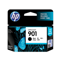 HP Officejet 901 Black Ink Cartridge