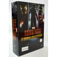 [DVD] IRON MAN : 3-Movie Collection (DVD Box Set)