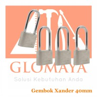 Gembok xander 40 mm Good quality