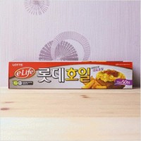 Clearance Sale Discount 50M Lotte called Skype foil (16μ) (25cm) kitchen appliances