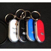 Gantungan kunci siul/ key finder