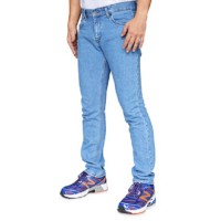 Celana Jeans Levi's Regular [Bioblits/Light Blue]