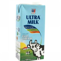 ULTRA MILK FULL CREAM 1000ML