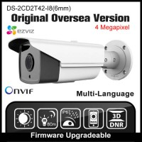 [globalbuy] HIKVISION DS-2CD2T42WD-I8(6mm) Original English Version IP Camera 4MP IPC Onvi/4414194