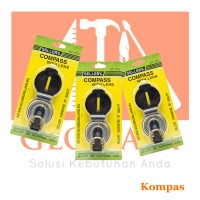 SELLERY 07-102 Kompas / Compass with Lens