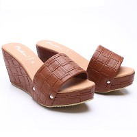 Dr.Kevin Women Wedges Sandals Leather 27319 Bata