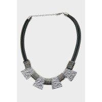 Soya Necklace Silver