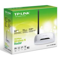 TP-LINK TL-WR740N 150Mbps Wireless N Router TL WR740N