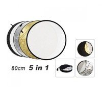 Reflector 5 in 1 High Quality - 80 cm