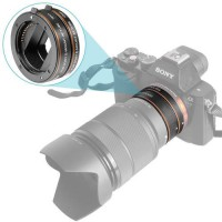 [globalbuy] Neewer ABS AF Auto-focus Macro Extension Tube Set 10mm&16mm for Sony NEX E-mou/3663399