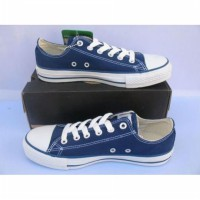sepatu Converse All Star [Blue Navy]