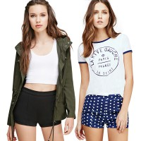 [FVR 37-39] NEW ARRIVAL!! VERY RECOMMENDED FOREVER 21 SHORT AVAIL IN 5 STYLES BY SHOPTHEBRANDED