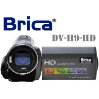 Brica DV H9 HD (double SDcard slot) * Camcorder