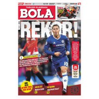 [SCOOP Digital] Tabloid Bola / ED 2730 JAN 2017