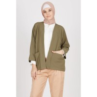 Edith Outer Olive