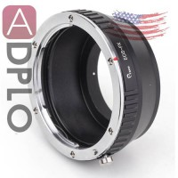[globalbuy] pixco Lens Adapter Ring Without Tripod suit for Canon EF Lens to Fuji FX Mount/3662463