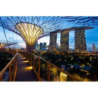 E-Ticket Garden By The Bay (Two dome Adult)