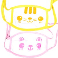 Animal-shaped mask mask ♣ ♣ turn of the year children's health commodity character mask