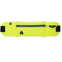 Universal Running Belt Waist Pack Unisex Sport Sweatproof for Mobile Phone - Grid Model