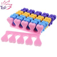 [globalbuy] 50Pcs/Lot Orthodontic Straightening Pad Toes Hammer Sub-toe Toe Separator Nail/3203620