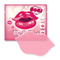 [BERRISOM] SOS MY LIP PATCH (1Pc) | MASK YOUR LIPS WITH THIS MAGIC GEL