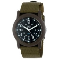 [poledit] Timex Mens T41711 Expedition Camper Green Fabric Strap Watch (R1)/1392347