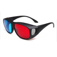 [macyskorea] FeiYoung Universal Type 3D Glasses Red and Blue Cyan 3D Glasses Anaglyph 3D V/9562264