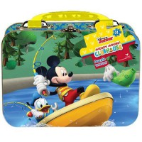 [poledit] Cardinal Disney`s Mickey Mouse Lunch Box & Puzzle (R1)/13380057