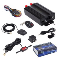 Mini Gps Devices GPS /GSM/ GPRS Car Vehicle Tracker System TK103
