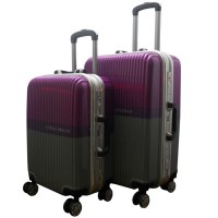 DJ Fashion Newest 24'' & 22 '' Trolley Luggage, Travel Luggage Suitcase Set