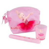 My style TM8398 My Style Princess Toilet Bag With Toothbrush Box And Cup