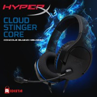 HyperX Headset Gaming Console Cloud Stinger Core