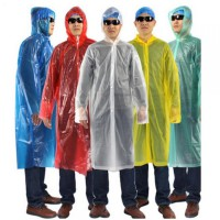 Jas hujan / Jass ujan / Travel Portable Raincoat Filament