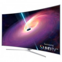 SAMSUNG CURVED 4K SUHD SMART 3D TV 65' - UA65JS9000KPXD