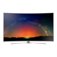 SAMSUNG Curved SUHD 4K Nano Crystal Smart 3D TV 78' - UA78JS9500KPXD