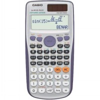 PROMO....!!!!! Casio Calculator fx-991ID Plus - Harga Khusus Qty Dan Bonus Merchandise Casio
