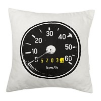 IKEA (R) - AKTUR Cushion Remaja Black (50x50cm)