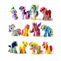 My Little Pony Small Action Figure Set isi 12 [FG19]