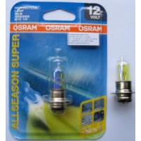 BOHLAM OSRAM ALL SEASON SUPER Supra X 125 Helm In Nok 1 / Kaki 1 Socket M5